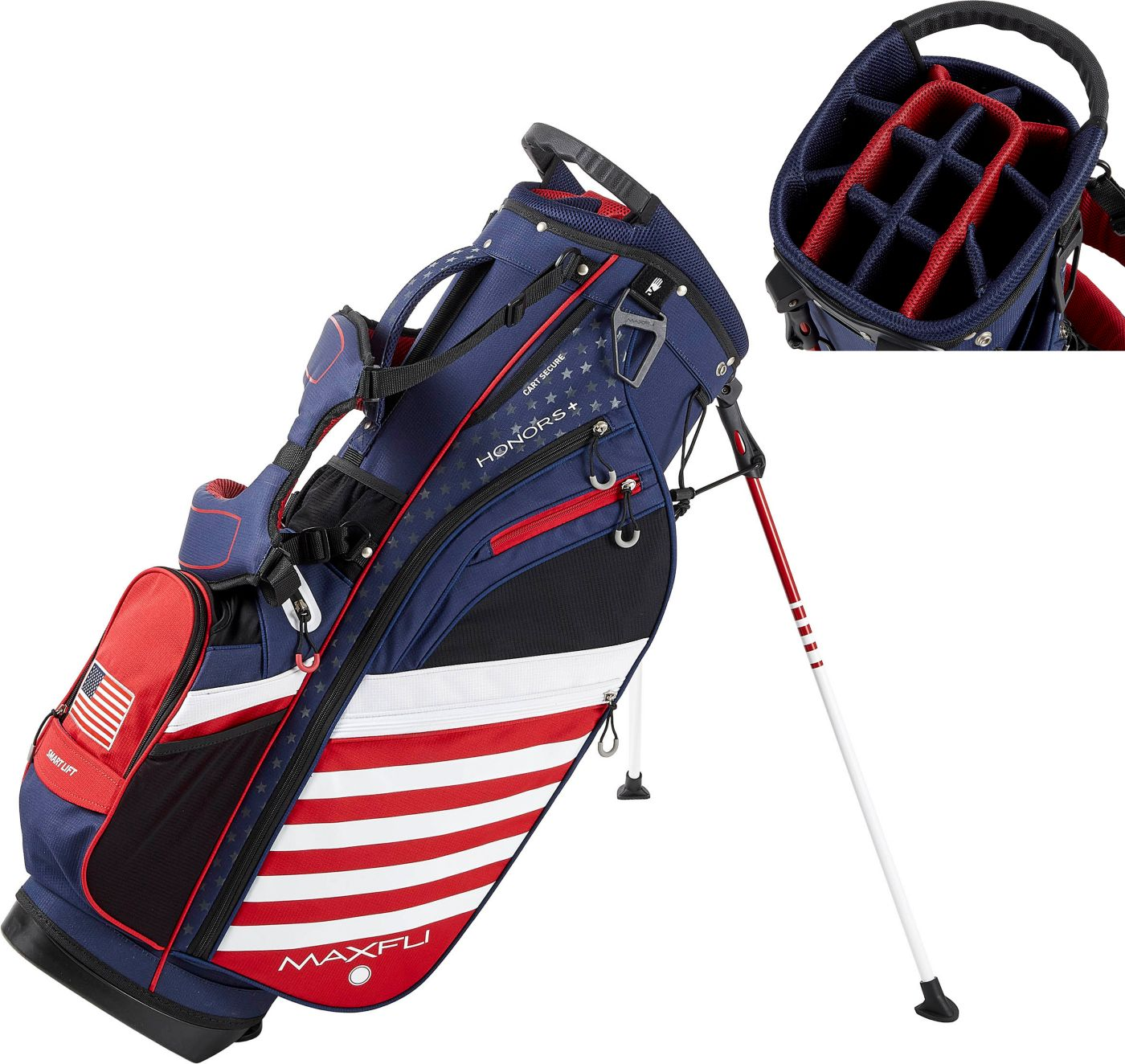 Maxfli 2019 Honors Plus Golf Stand Bag