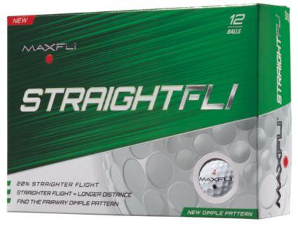 Maxfli StraightFli Personalized Golf Balls