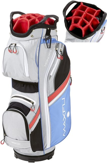 Maxfli Women's 2018 Honors Cart Bag