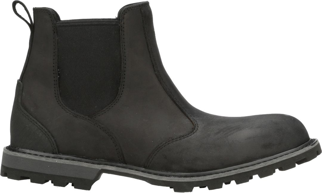 e57405b4 Muck Boots Men's Chelsea Leather Waterproof Ankle Boots