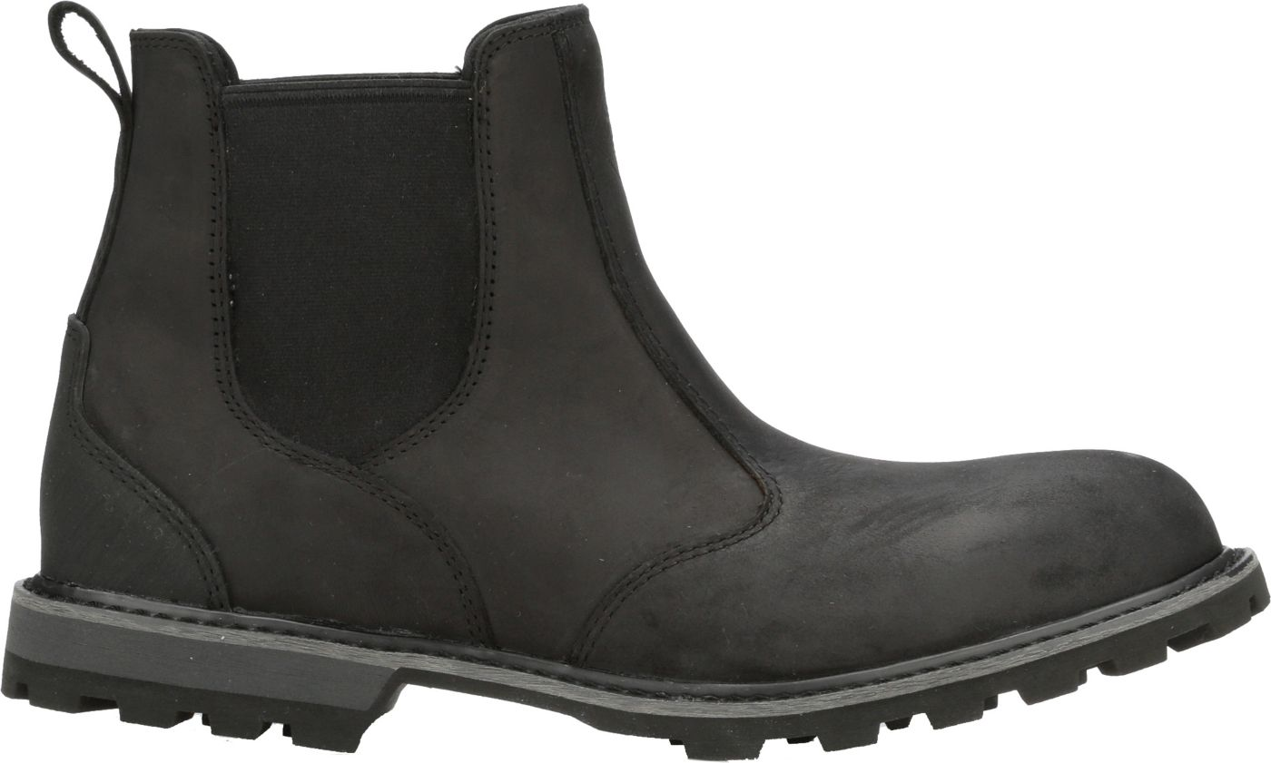Muck Boots Men's Chelsea Leather Waterproof Ankle Boots