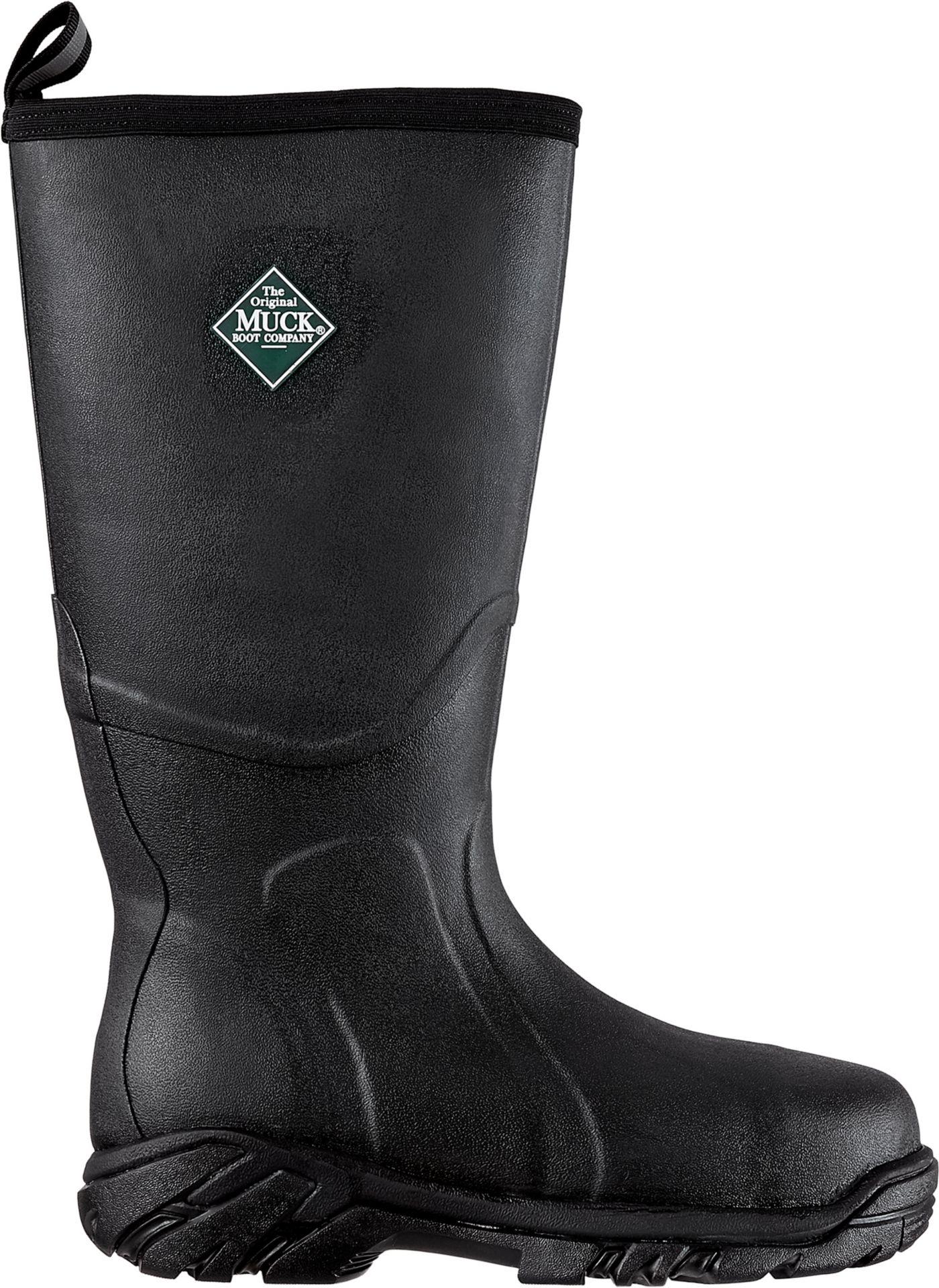 Muck Boots Men's Arctic Extreme Waterproof Composite Toe Work Boots