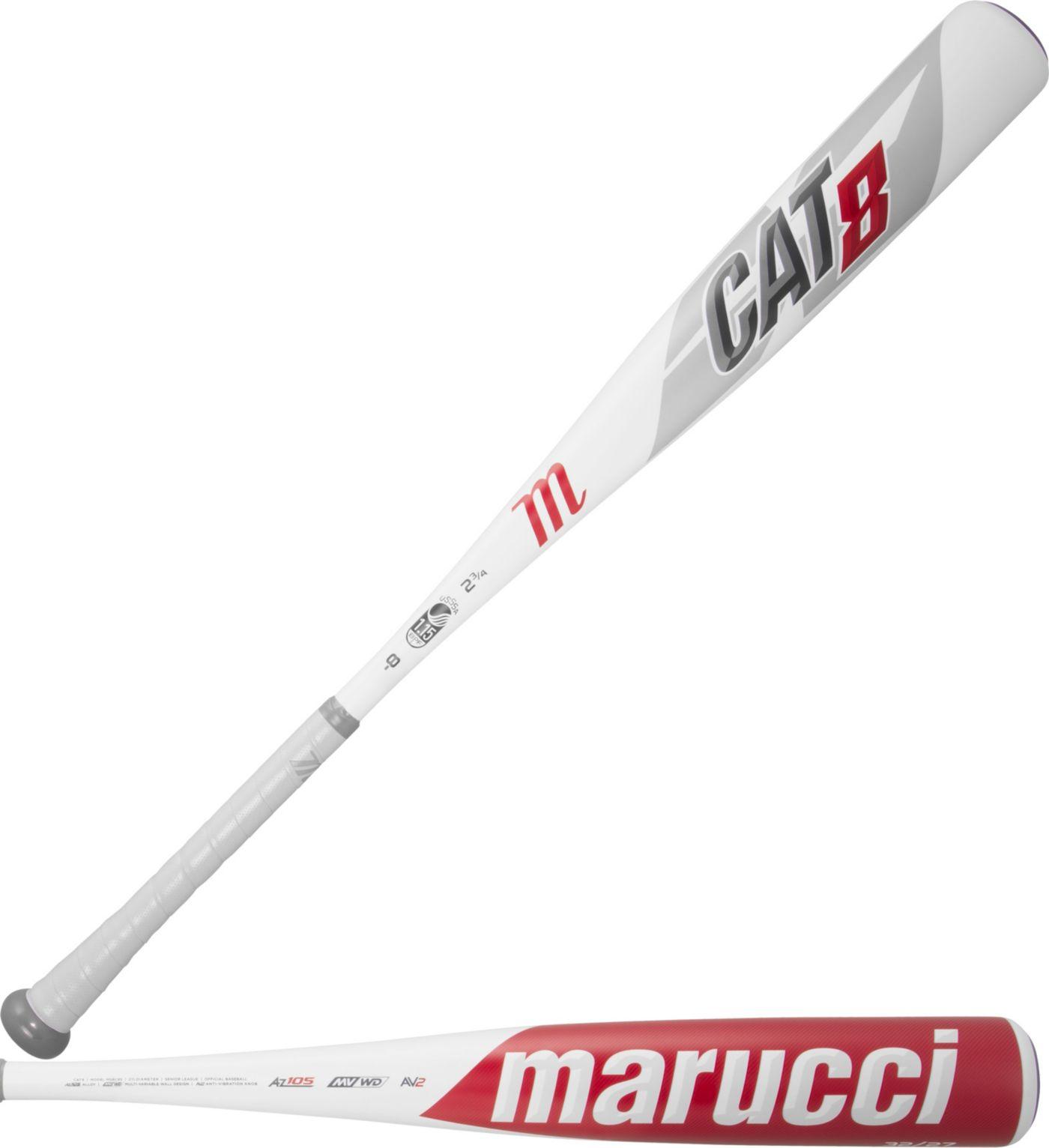 "Marucci CAT8 2¾"" USSSA Bat 2019 (-8)"
