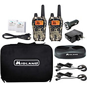 Midland X-Talker Extreme Two-Way Radio Bundle – 2 Pack