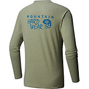 Mountain Hardwear Men's Logo Graphic Long Sleeve Shirt