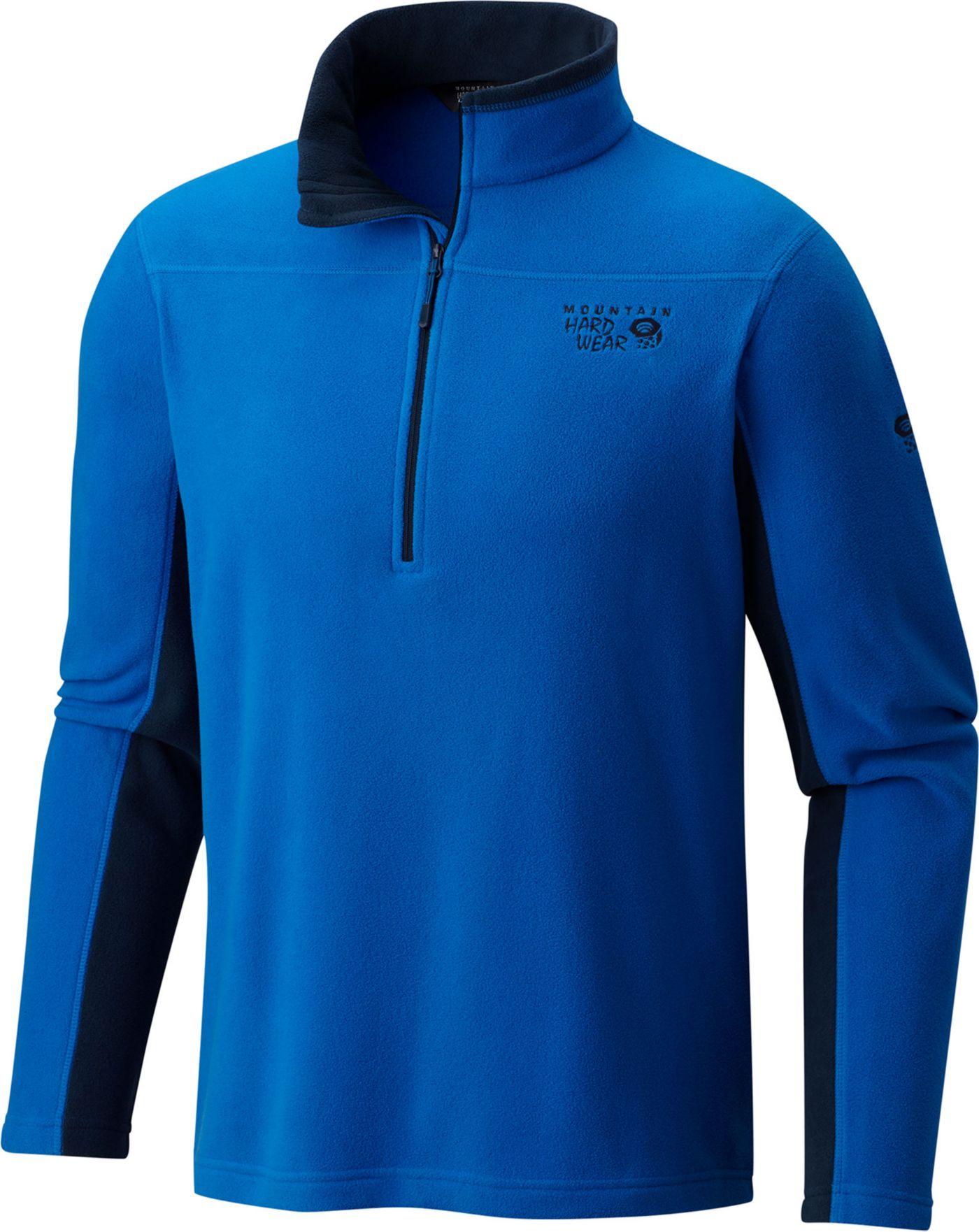 Mountain Hardwear Men's Microchill 2.0 ½ Zip Fleece Pullover