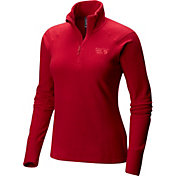 Mountain Hardwear Women's Microchill 2.0 ¼ Zip Pullover