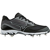 Mizuno Men's 9-Spike Dominant IC Metal Baseball Cleats