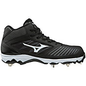 Mizuno Women's 9-Spike Advanced Sweep 4 Mid Metal Fastpitch Softball Cleats