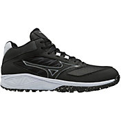 Mizuno Men's Dominant All Surface Mid Turf Baseball Cleats