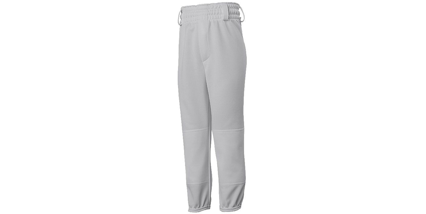 Mizuno Youth MVP Pull Up Baseball Pants