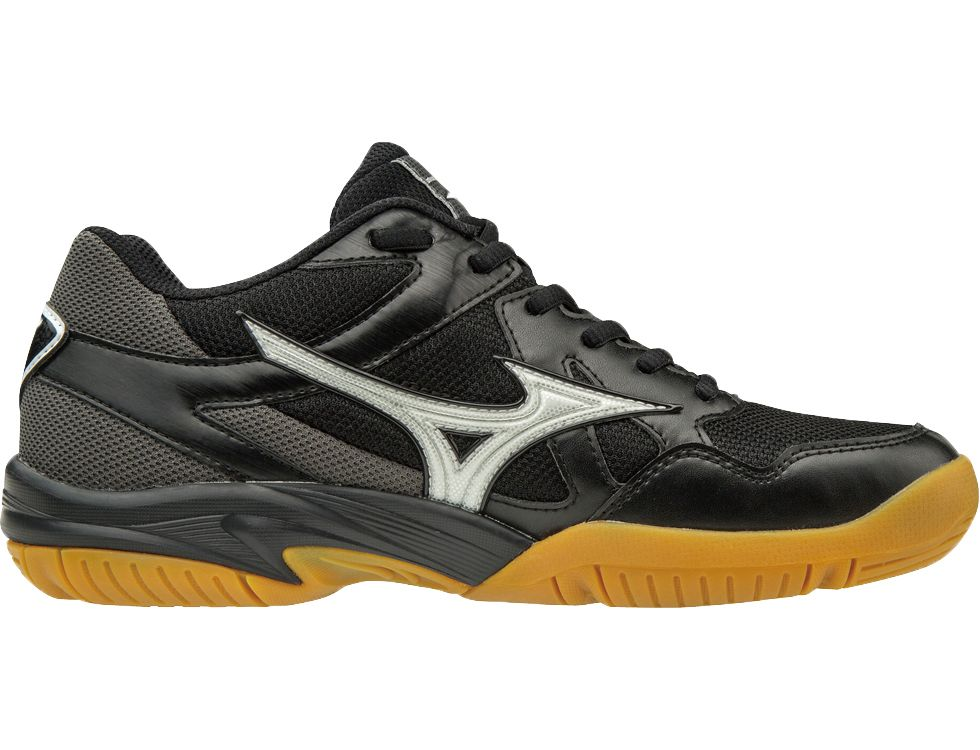 mizuno womens volleyball shoes size 8 x 1 nm black normal