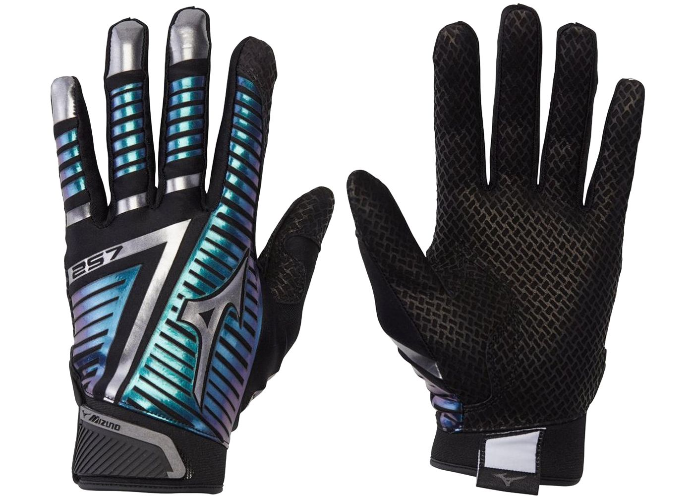 Mizuno F-257 Fastpitch Batting Gloves 2019