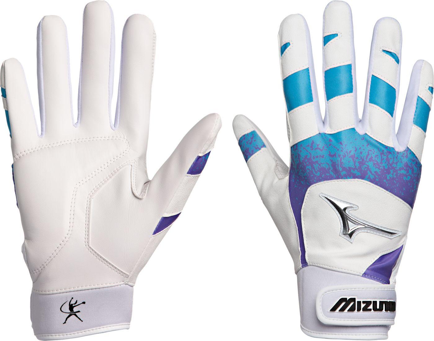 Mizuno Jennie Finch Fastpitch Batting Gloves