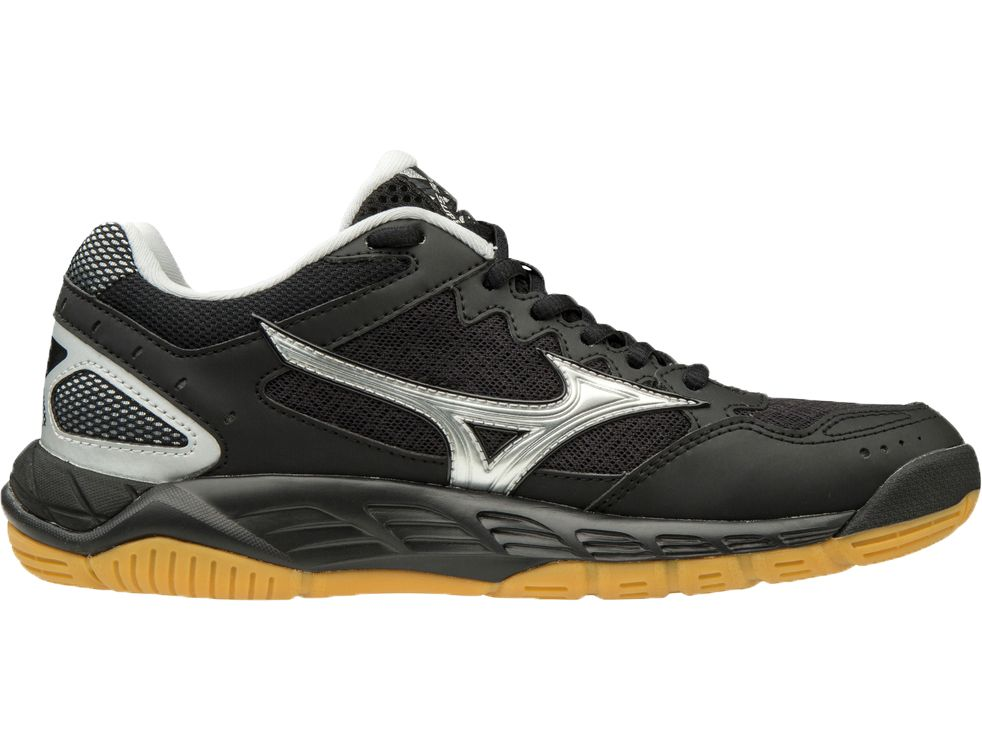 mizuno women's wave lightning z5 mid indoor court shoe meaning