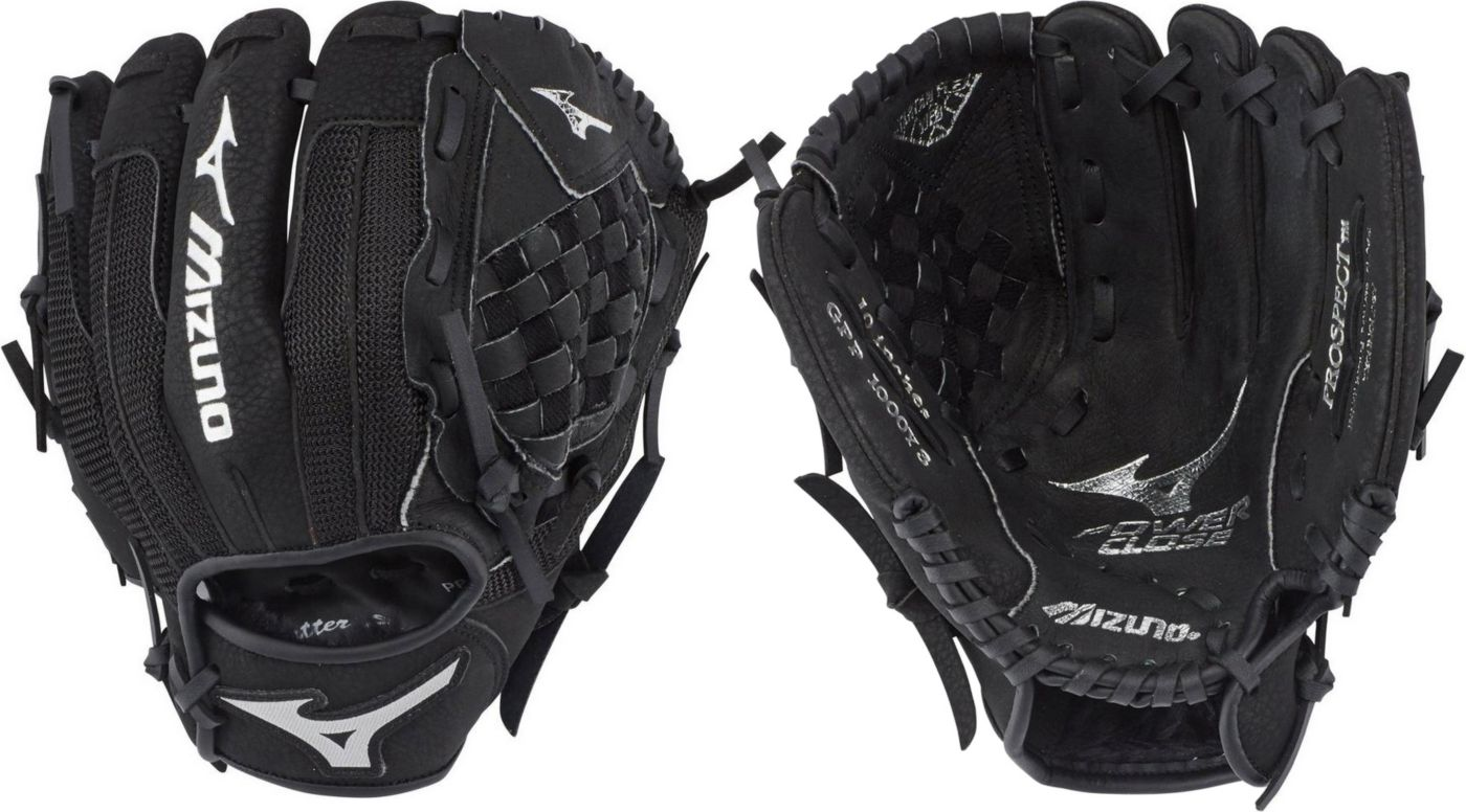 Mizuno 10'' Prospect PowerClose Series T-Ball Glove