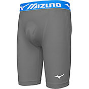 Mizuno Boys' Elite Sliding Shorts w/ Cup