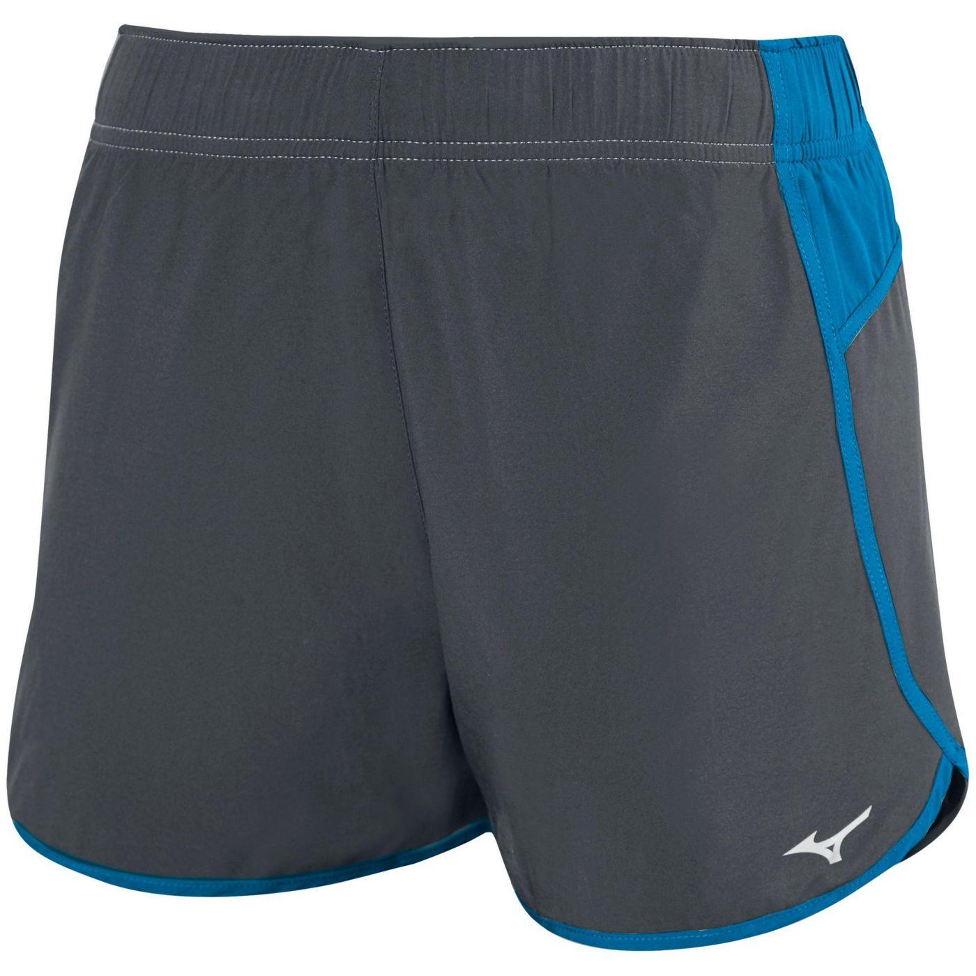 """Mizuno Youth Atlanta Cover Up 3"""" Volleyball Shorts"""