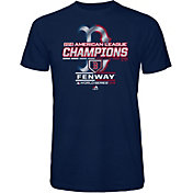 Majestic Threads Men's 2018 AL Champions Boston Red Sox Navy Locker Room T-Shirt