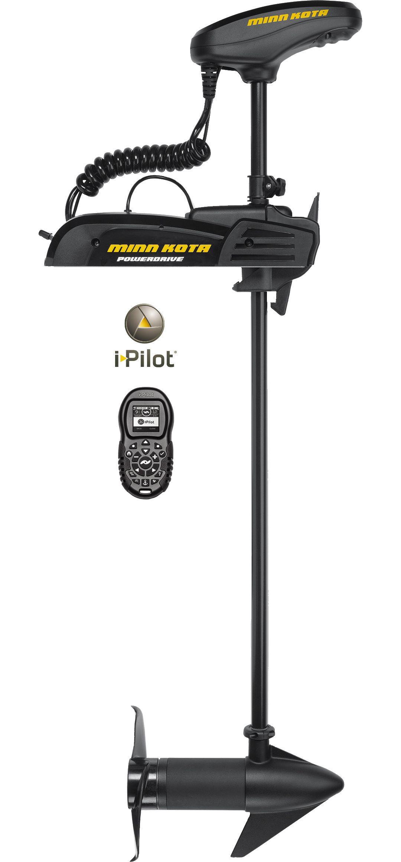 Minn Kota Trolling Motor >> Minn Kota Powerdrive Bow Mount Trolling Motor With I Pilot Gps
