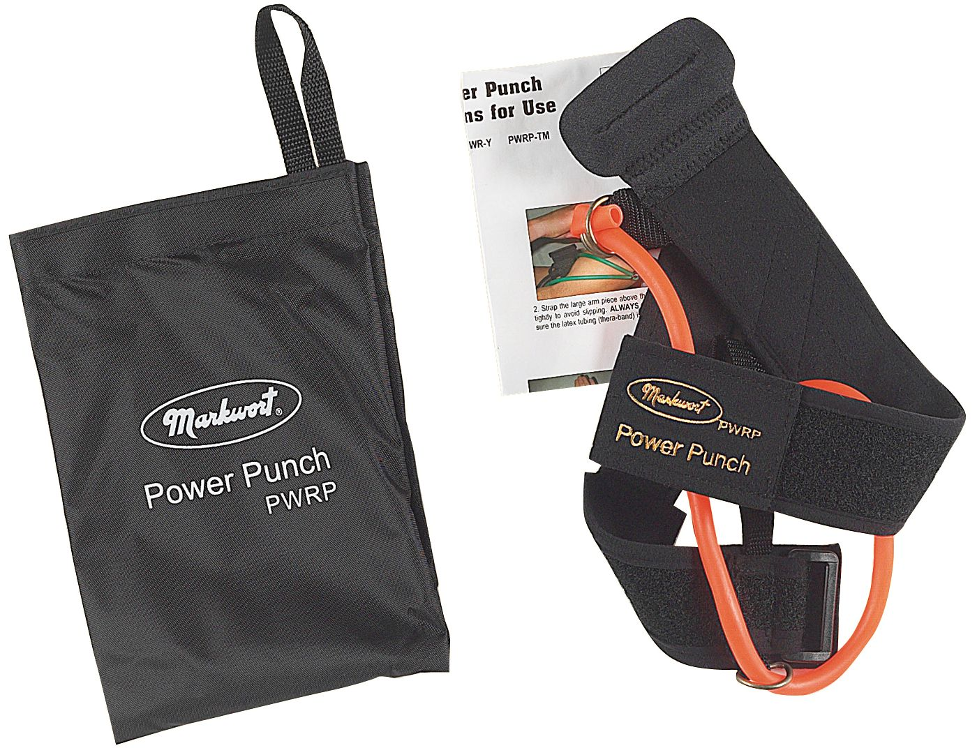 Markwort Adult Power Punch Hitting and Fielding Baseball Trainer