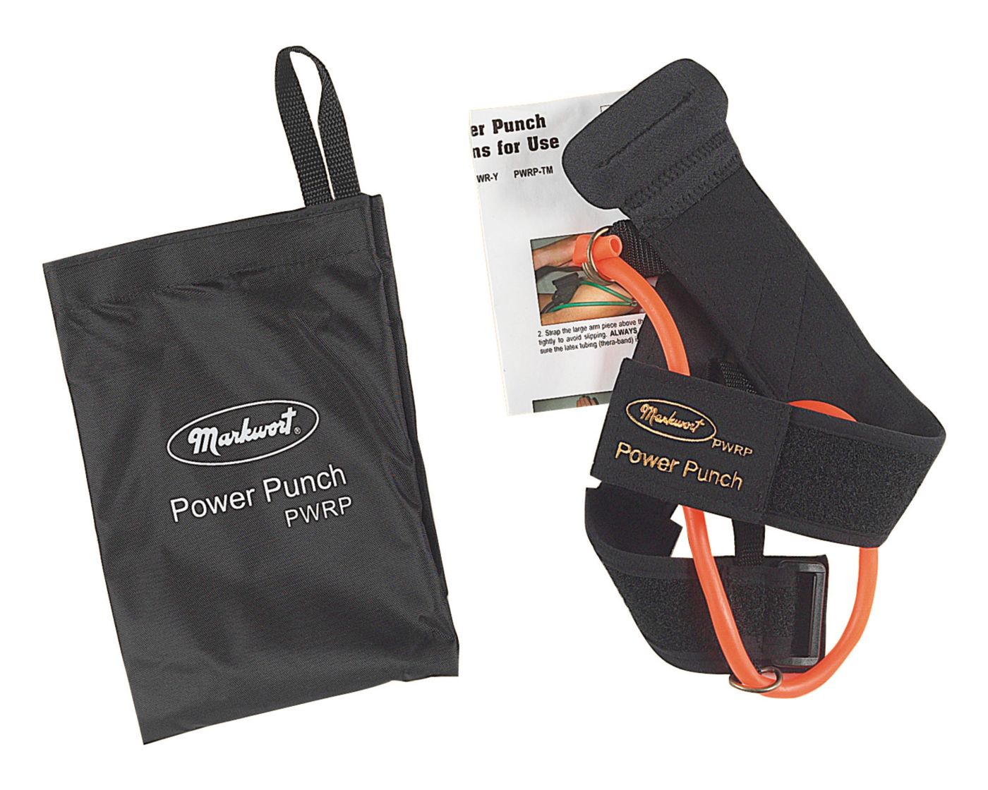 Markwort Youth Power Punch Hitting and Fielding Baseball Trainer