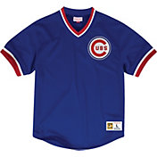 Mitchell & Ness Men's Replica Chicago Cubs Royal Cooperstown Jersey
