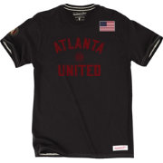 Mitchell & Ness Men's Atlanta United Tailor Black T-Shirt