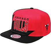 Mitchell & Ness Men's Chicago Bulls Adjustable Snapback Hat