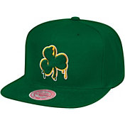 Mitchell & Ness Men's Boston Celtics Adjustable Snapback Hat