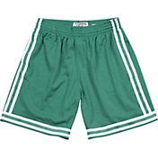 Mitchell & Ness Men's Boston Celtics Hardwood Classics Swingman Shorts