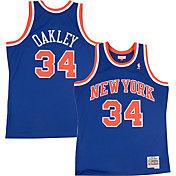 Mitchell & Ness Men's New York Knicks Charles Oakley #34 Hardwood Classics Swingman Jersey