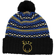 Product Image · Mitchell   Ness Men s Golden State Warriors Cuffed Knit Hat 2fc7c01f0608
