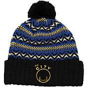 Mitchell & Ness Men's Golden State Warriors Cuffed Knit Hat