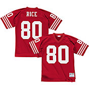 Mitchell & Ness Men's 1990 Home Game Jersey San Francisco 49ers Jerry Rice #80