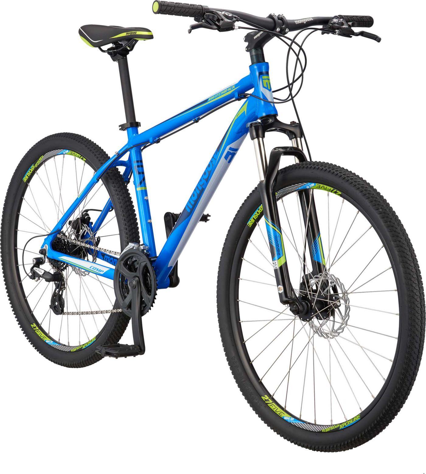 Mongoose Men's Switchback Comp 27.5'' Mountain Bike