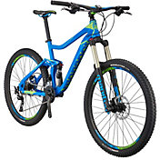 Mongoose Men's Teocali Comp 27.5'' Mountain Bike