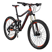 Mongoose Men's Teocali Expert 27.5'' Mountain Bike