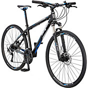 Mongoose Men's Reform Comp Hybrid Bike