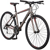 Mongoose Men's Artery Comp Hybrid Bike