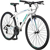Mongoose Men's Artery Sport Hybrid Bike