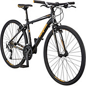 Mongoose Men's Artery Expert Hybrid Bike