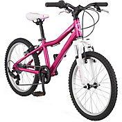 Mongoose Girls' Rockadile 20'' Mountain Bike