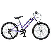 Mongoose Girls' Stylist 20'' Mountain Bike