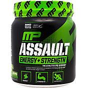 Muscle Pharm Assault Pre-Workout Green Apple 30 Servings