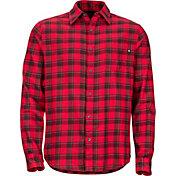 Marmot Men's Bodega Lightweight Flannel Long Sleeve Shirt