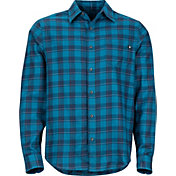 Marmot Men's Bodega Lightweight Flannel Long Sleeve Shirt