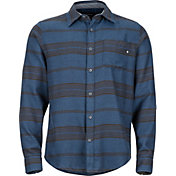 Marmot Men's Fairfax Midweight Flannel Long Sleeve Shirt