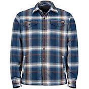 Marmot Men's Ridgefield Long Sleeve Flannel Shirt