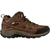 Merrell Kids' Moab 2 Mid Waterproof Hiking Boots